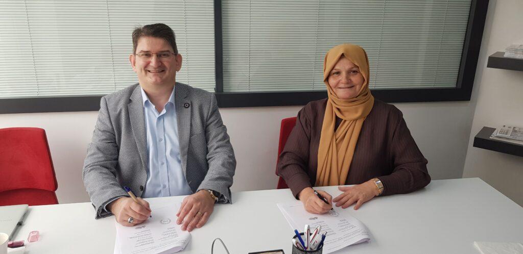UFYD Akademi - Fuarista Fuarcılık Mesleki Eğitimleri Başlıyor | Mehmet Dükkancı | Zübeyde Kavraz | UFYD 2021